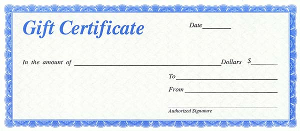 Automotive gift certificate template 28 images auto for Automotive gift certificate template free